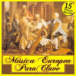 15 Piezas de Música Clásica. Música Europea para Clave