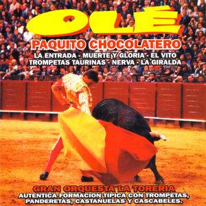 Olé - Paquito Chocolatero