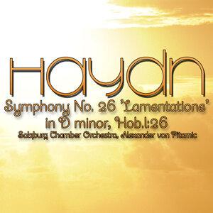 Haydn: Symphony No. 26 'Lamentatione' in D minor, Hob.I:26