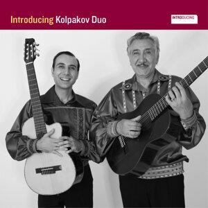 Introducing Kolpakov Duo