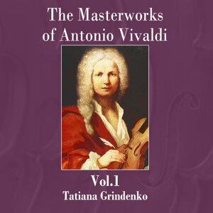 The Masterworks of Antonio Vivaldi, Vol. 1