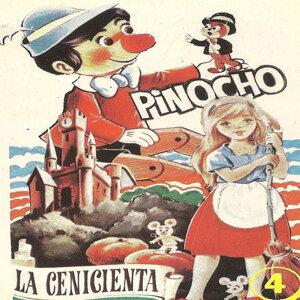 Cuentos infantiles (Pinocho y La Cenicienta)