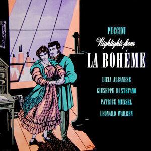 Highlights From La Boheme