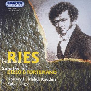 Ferdinand Ries: Sanatas for Chello & Fortepiano