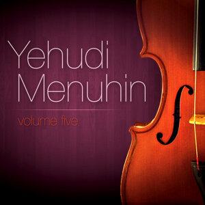 Yehudi Menuhin Vol. 5 : Sonate Pour Violon N° 1 En Ré Majeur (Ludwig Van Beethoven)