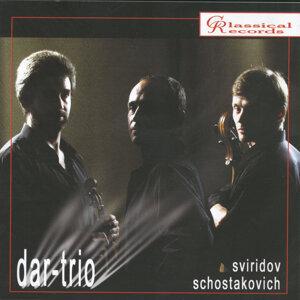 DAR-TRIO. Sviridov, Shostakovich
