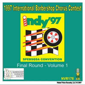 1997 International Barbershop Chorus Contest - Final Round - Volume 1