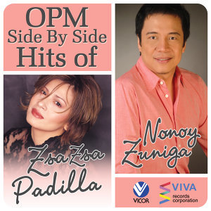 OPM Side By Side Hits of Zsa Zsa Padilla & Nonoy Zuñiga