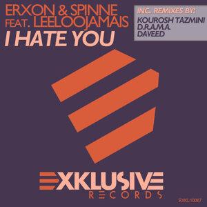 I Hate You (feat. LeeLooJamais)