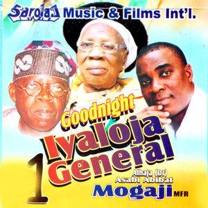 Goodnight Iyaloja General, Vol. 1 - Single