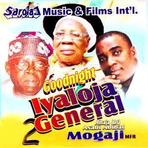 Goodnight Iyaloja General, Vol. 2 - Single