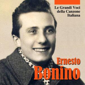 Le grandi voci della canzone Italiana - Ernesto Bonino