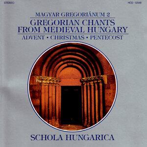 Magyar Gregoriánum 2.
