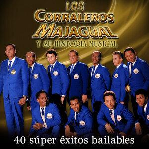 Los Corraleros de Majagual y Su Historia Musical - 40 Súper Éxitos Bailables