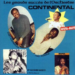 Les Grands Succès De L'orchestre Continental