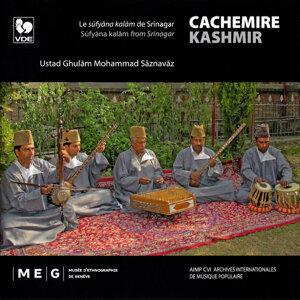 Cachemire: Le sufyana kalam de Srinagar (Kashmir: Sufyana Kalam from Srinagar)