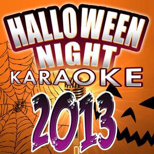 Halloween Night Karaoke 2013