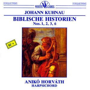 Biblischer Historien Nos. 1, 2, 3, 6