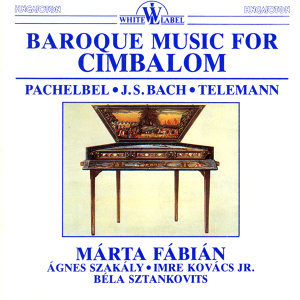 Baroque Music for Cimbalom