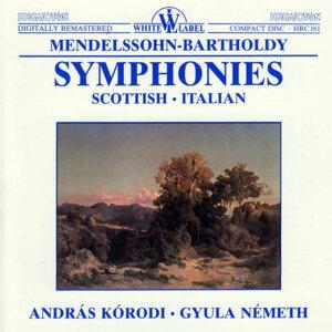 Symphonies: Scottish / Italian