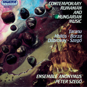Contemporary Rumanian and Hungarian Music