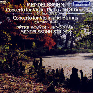 Concerto for Violin, Piano and Strings