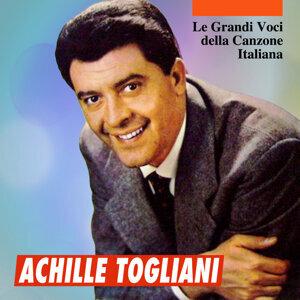 Le grandi voci della canzone Italiana - Achille Togliani
