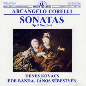 Sonatas Op. 5 Nos. 1-6