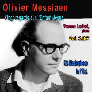 Olivier Messiaen, Vol. 2&3/7: Vingt regards sur l'enfant Jésus, pour piano