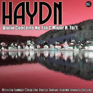 Haydn: Violin Concerto No.1 in C Major H. 7a/1