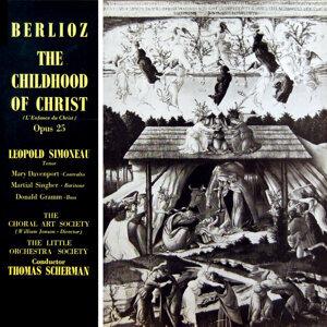 Berlioz The Childhood Of Christ