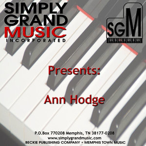 Simply Grand Music Presents Ann Hodge