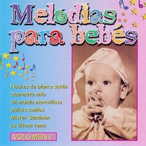 Melodias Para Bebés, Vol. 2