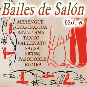 Bailes De Salon Vol.6