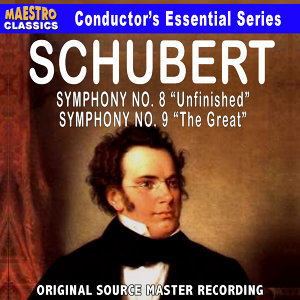 Schubert: Symphony No. 8 & 9