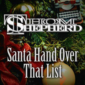Santa Hand Over That List Single