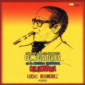 Homenaje a Los Grandes Compositores de la Música Tropical Colombiana Volume 1
