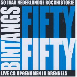 Fifty Fifty [Boek CD]