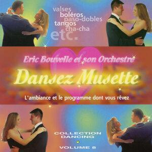 Dansez Musette ! Collection Dancing Vol. 8 (Titres Enchaînés)