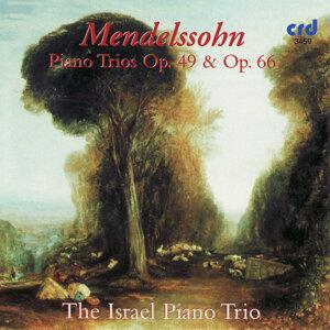 Mendelssohn, Piano Trios Op. 49 & Op. 66