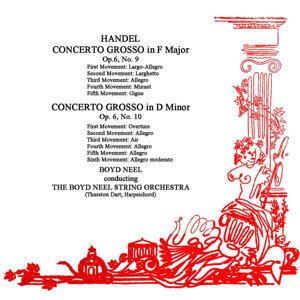 Handel Concerto Grosso