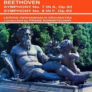 Beethoven Symphony No 7 & 8