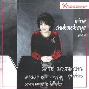Irina Chukovskaya, Piano