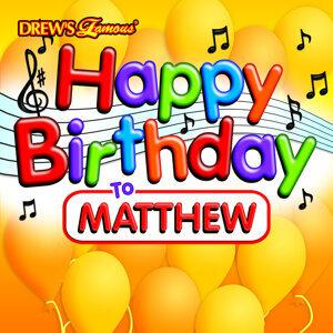 Happy Birthday to Matthew