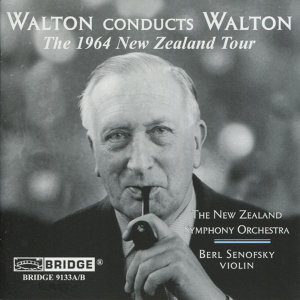 Walton Conducts Walton - The 1964 New Zealand Tour
