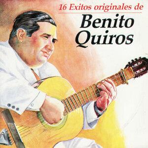 16 Exitos Originales de Benito Quiros