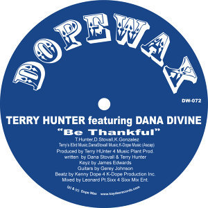 Be Thankful (Remixes) - EP