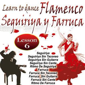 Learn To Dance Flamenco-Seguiriya Y Farruca
