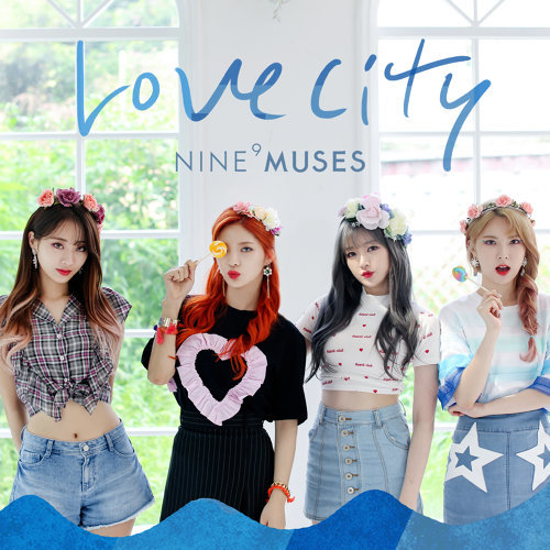MUSES DIARY PART.3 : LOVE CITY