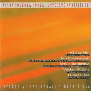 Contemporary Czech Music - String Quartets IV.